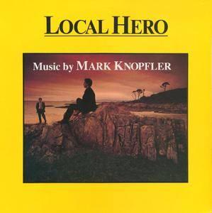 Mark Knopfler - Local Hero (1983) [Vinyl Rip 16/44 & mp3-320 + DVD]