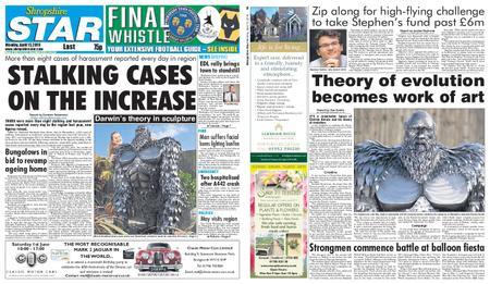 Shropshire Star Last Telford Edition – April 15, 2019