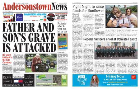 Andersonstown News – September 07, 2019