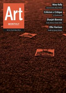 Art Monthly - May 2011   No 346