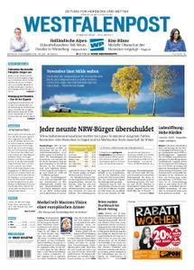 Westfalenpost Wetter - 14. November 2018