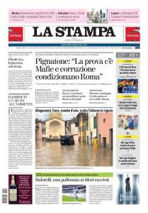 La Stampa Imperia e Sanremo - 4 Novembre 2019