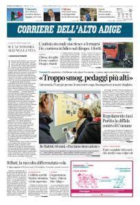 Corriere dell'Alto Adige - 26 Ottobre 2017