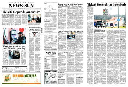 Lake County News-Sun – February 12, 2018