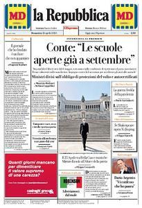 la Repubblica - 26 Aprile 2020