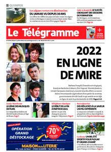 Le Télégramme Quimper – 07 juillet 2020