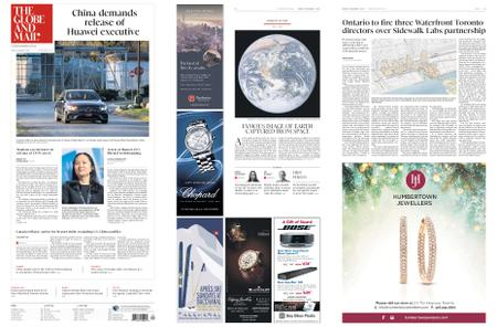The Globe and Mail – December 07, 2018