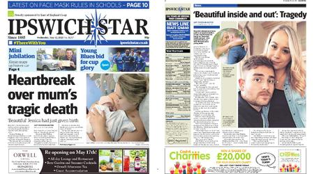 Ipswich Star – May 12, 2021