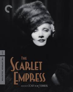 The Scarlet Empress (1934) [Criterion Collection]