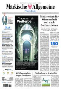 Märkische Allgemeine Prignitz Kurier - 17. April 2019