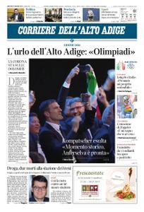 Corriere dell'Alto Adige – 25 giugno 2019