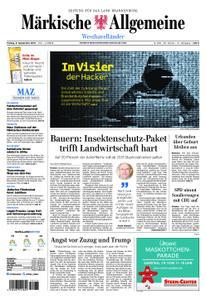Märkische Allgemeine Westhavelländer - 06. September 2019