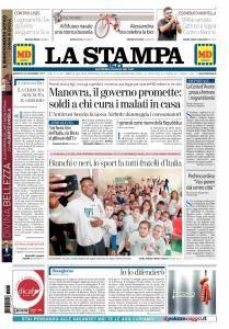 La Stampa Imperia e Sanremo - 28 Novembre 2017