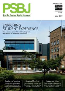 PSBJ/Public Sector Building Journal - June 2019