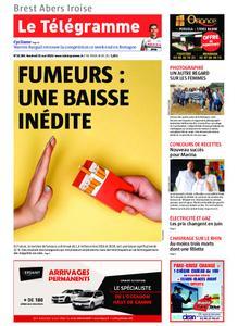 Le Télégramme Brest Abers Iroise – 31 mai 2019