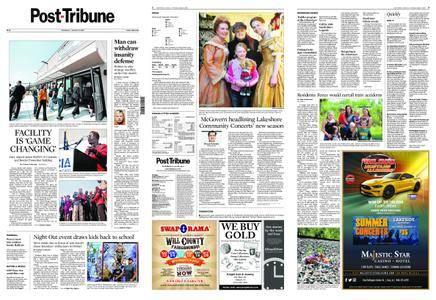 Post-Tribune – August 09, 2018