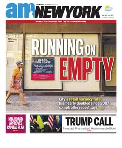 AM New York - September 26, 2019