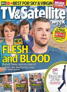 TV & Satellite Week - 22 February 2020