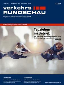 VerkehrsRundschau - 08. Juli 2021