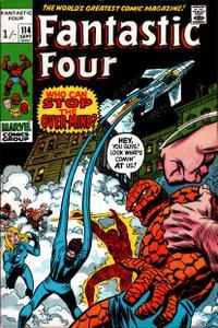 Fantastic Four 114 HD Sep 1971