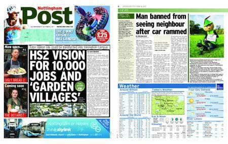 Nottingham Post – October 04, 2017