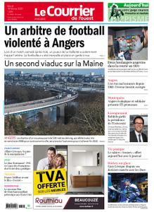 Le Courrier de l'Ouest Angers – 18 février 2020