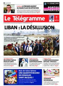 Le Télégramme Auray – 10 octobre 2020