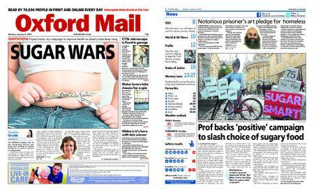 Oxford Mail – January 08, 2018