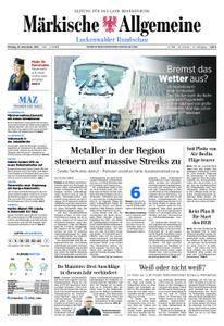 Märkische Allgemeine Luckenwalder Rundschau - 18. Dezember 2017