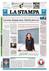La Stampa Torino Provincia e Canavese - 20 Aprile 2018
