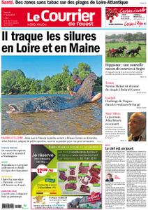 Le Courrier de l'Ouest Nord Anjou – 01 juin 2019