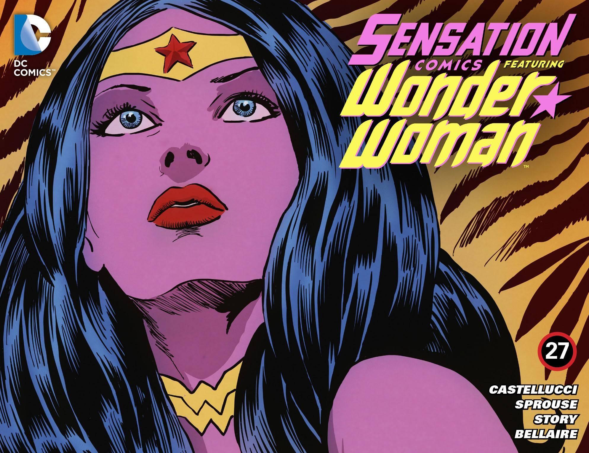 Sensation Comics Featuring Wonder Woman 027 2015 Digital Son Of Ultron-EMPIRE