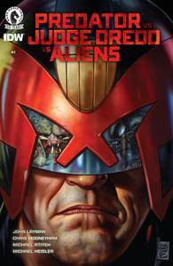 Predator vs Judge Dredd vs Aliens 001 2016 2 covers digital The Magicians-Empire
