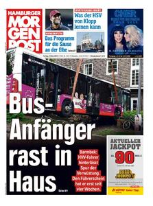 Hamburger Morgenpost – 10. Mai 2019