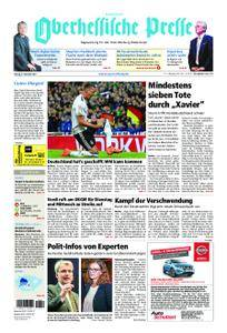 Oberhessische Presse Hinterland - 06. Oktober 2017