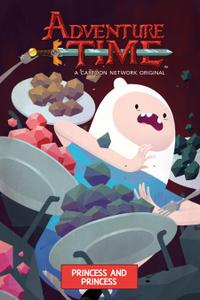 "FIlls - ""Adventure Time - Princess and Princess (2018) (Digital) (Bean-Empire cbz"