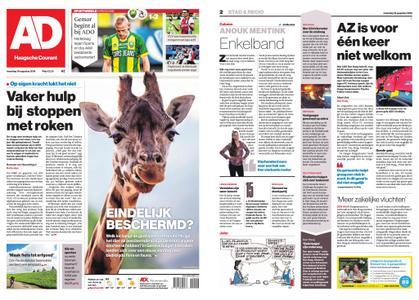 Algemeen Dagblad - Zoetermeer – 19 augustus 2019