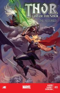Thor-God of Thunder 013 2013 digital Minutemen
