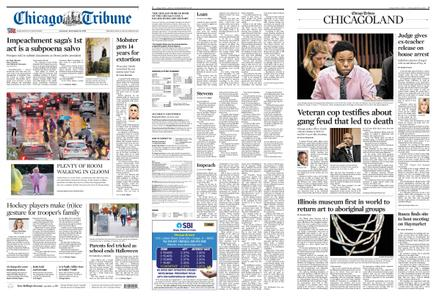 Chicago Tribune – September 28, 2019