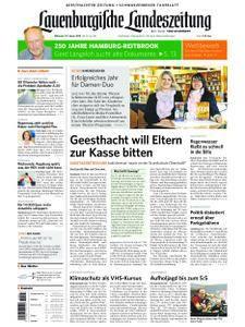 Lauenburgische Landeszeitung - 10. Januar 2018