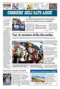 Corriere dell'Alto Adige – 21 febbraio 2020