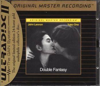 John Lennon & Yoko Ono - Double Fantasy (1980) ]MFSL, UDCD 600]