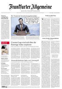 Frankfurter Allgemeine Zeitung - 19 Dezember 2020