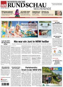 Westfälische Rundschau Meschede - 29. Juni 2019