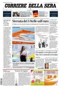 Corriere della Sera - 10 Gennaio 2018