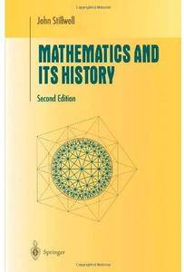 Mathematics and Its History (2nd edition)