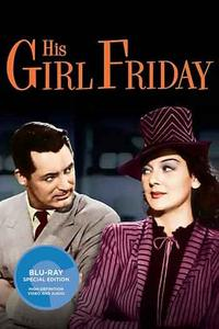His Girl Friday (1940) [The Criterion Collection]