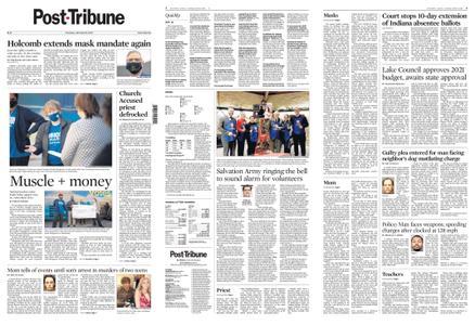Post-Tribune – October 15, 2020