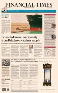 Financial Times USA - March 25, 2021