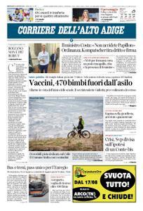 Corriere dell'Alto Adige – 21 agosto 2019